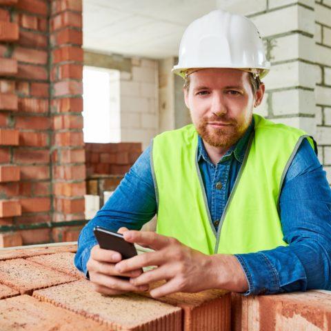 Portrait of Modern Builder